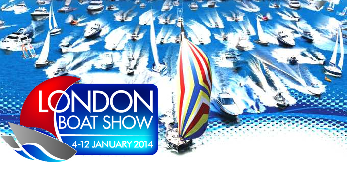 Lofrans' & Max Power - London Boat Show 2014