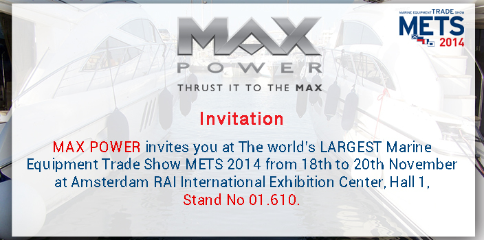 MAX POWER at Interboot 2016