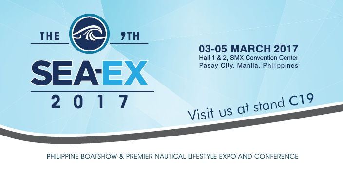 MAX POWER boat thrusters and accessories at IBEX 2017