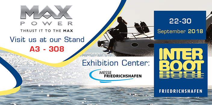 MAX POWER at INTERBOOT 2018