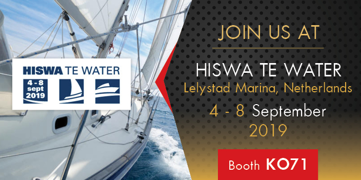 MAX POWER at HISWA Boat Show