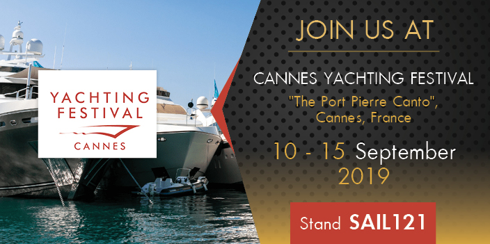 MAX POWER at CANNES Yachting Festival 2019