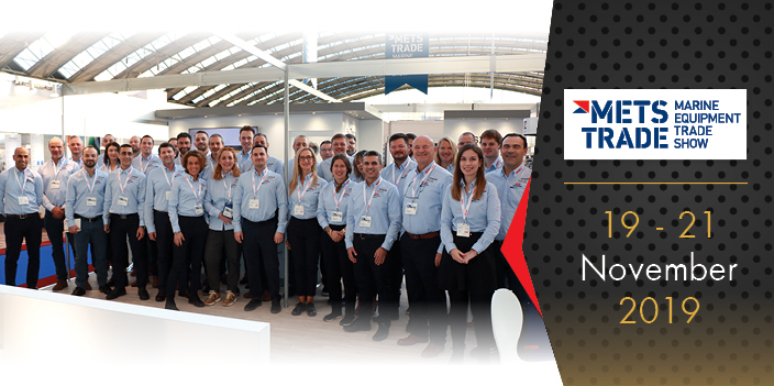 The LALIZAS Force proved to have the most dominant presence at METSTRADE 2019!