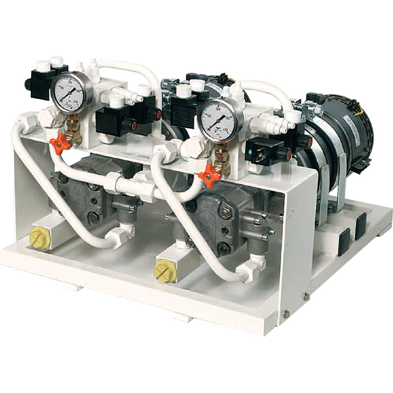 Integrated Hydraulic System