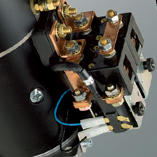 DCmotor_ElectricRetractableThruster